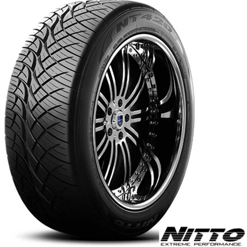 Nitto Tires NT420S Passenger All Season Tire - 305/50R20 120H