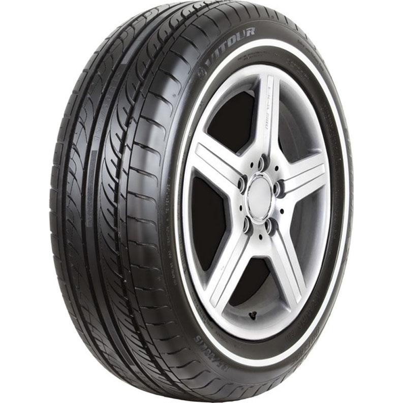 Vitour Tires Formula X Passenger Performance Tire - 165/70R13 79T