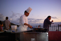 Nfl-on-location-pro-bowl-hawaii-saturday-night-party-cuisine