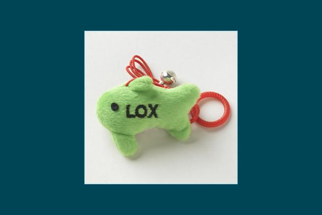 Le Bone Appetit Lox Catnip Toy