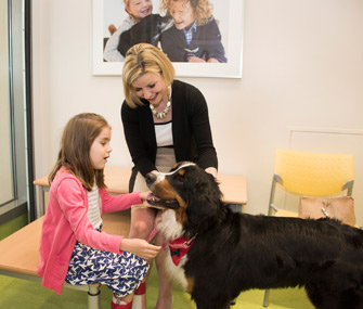 Purina Family Pet Center at St. Louis Children's Hospital