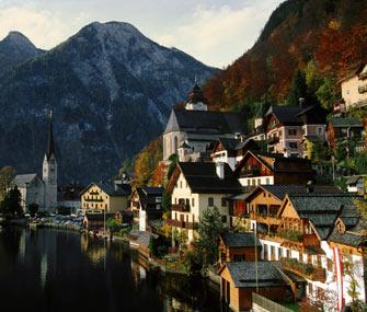 Town in Austria