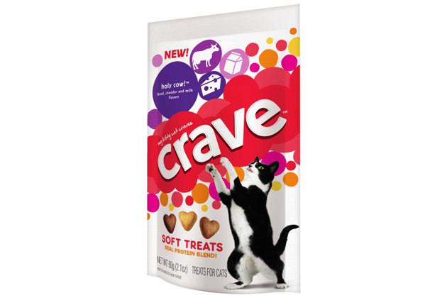 Crave Treats for Cats