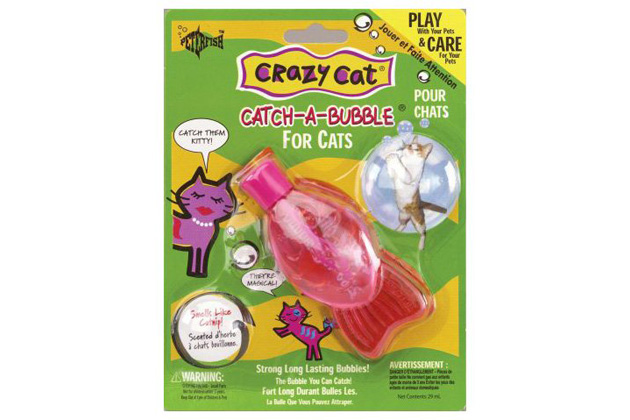 Cardinal Crazy Cat Catch-A-Bubble