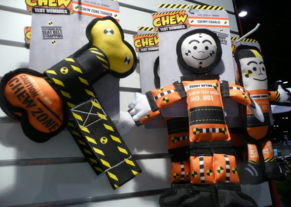 Chew Test Dummies