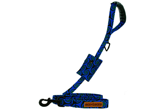 Dublin Dog eco-Lucks Leash and Collar