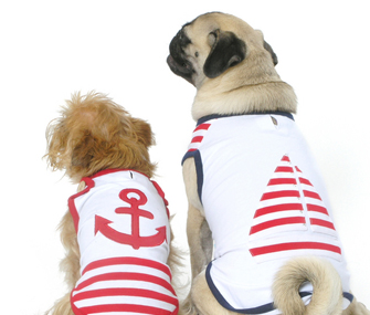 Nifty Nautical Tanks