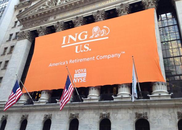 ING Lion Logo