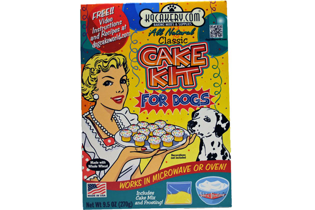 K9Cakery.com Cake Kit for Dogs