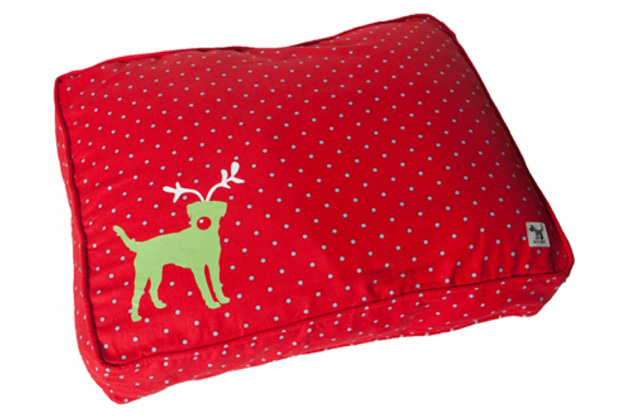 Molly Mutt Santa Baby Dog Duvet