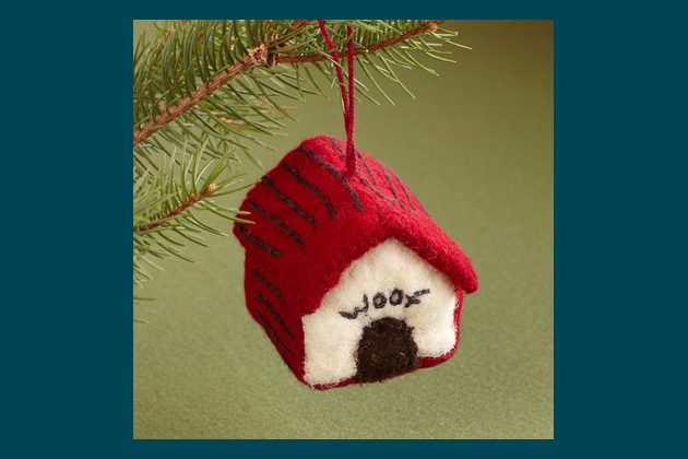 Adorable Critter-Themed Ornaments
