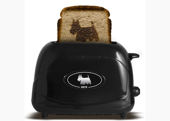 Scottie toaster