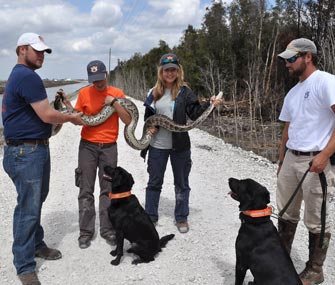 EcoDogs with handlers and python