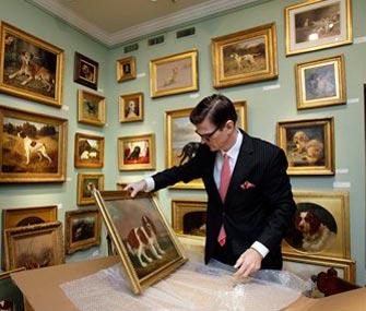 William Secord Gallery in Manhattan