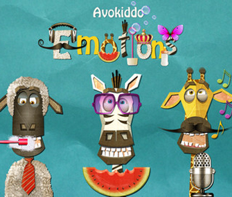 Avokiddo Emotions App