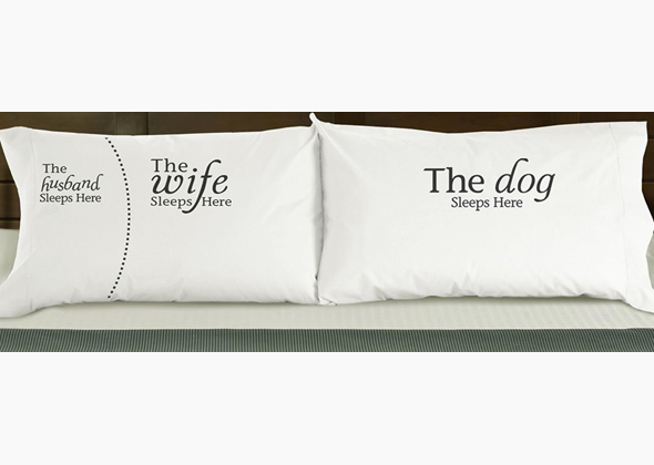 Dog Snorz Pillowcases