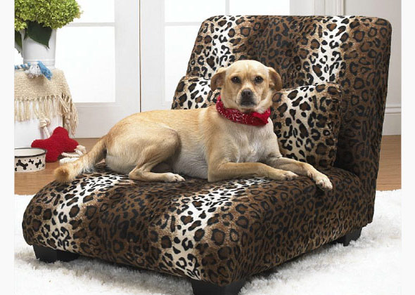 Enchanted Home Pet Elliot Chaise