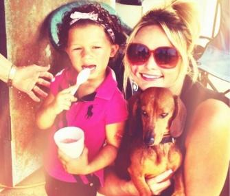 Miranda Lambert Helps 40 Rescue Dogs
