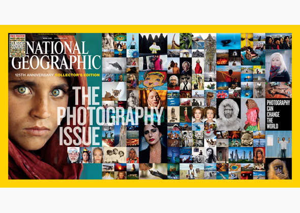 National Geographic Photo Issue cover