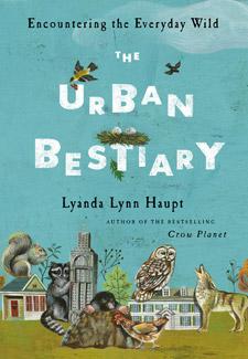 Urban Bestiary Book Cover