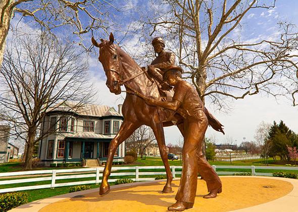 Secretariat Kentucky Horse Park