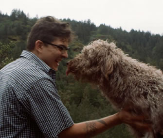 dog and man best friend