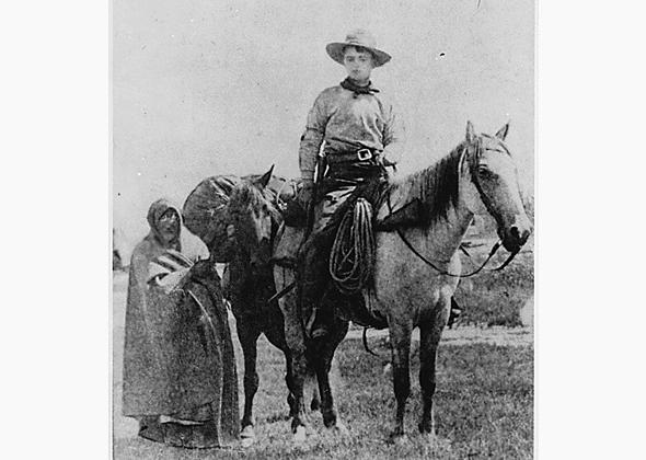 Pony Express Historical Image