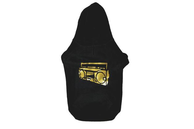 Boombox Urban Hoodie