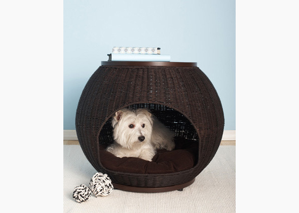 Igloo Dog Bed