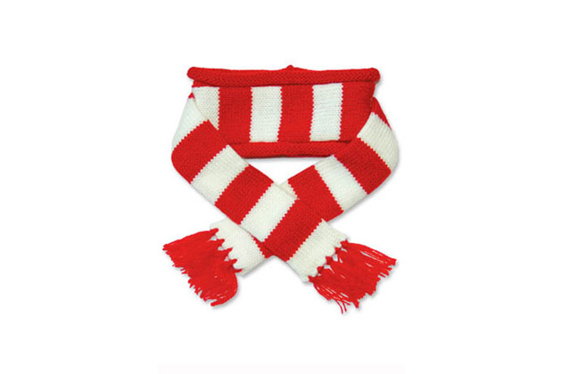 West Coast Paws Urban Stripe Scarf