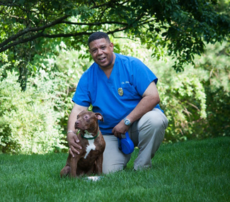 Dr. Ernie Rogers, Canine CSI