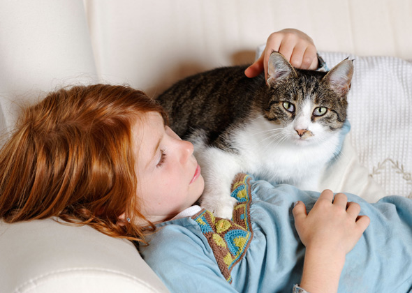 Kids and Cats Together: 7 Things to Know to Keep Everyone Safe