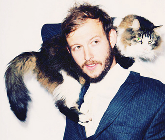 Justin Vernon and Cat
