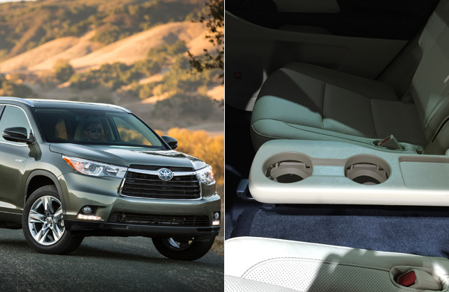 2015 Highlander Fold Down Second Row Seats Autos Post