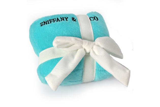 Sniffany Blue Box Toy