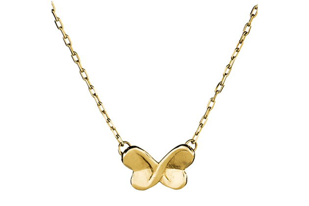 Adina Reyter Butterfly Necklace