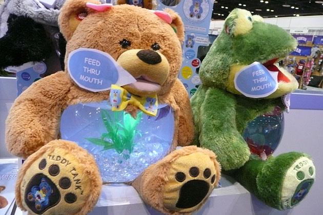 Quirky and Clever Finds at Global Pet Expo 2012