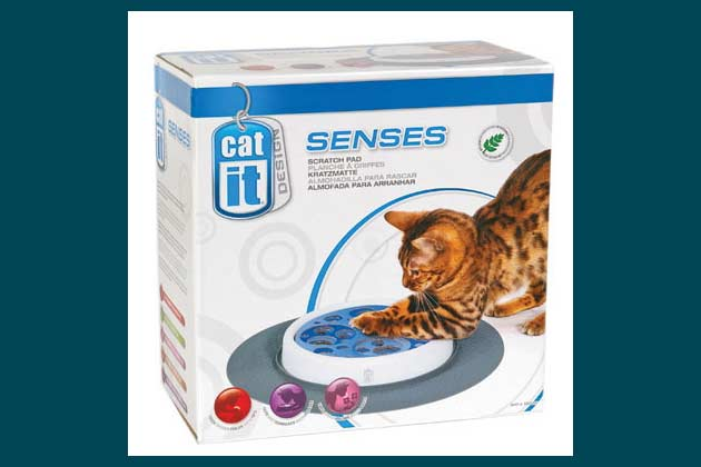 CatIt Senses Scratch Pat