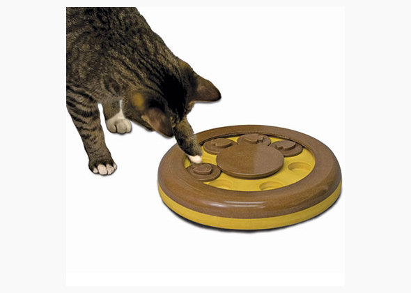 Kit-E-Quiz Feline Treat Puzzle