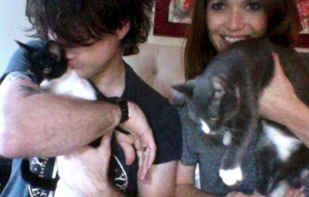 Mandy Moore and Ryan Adams Adopt Two Cats