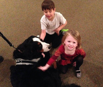 Gurt, who loves kids, has been raised at Fry Funeral Home in Iowa.