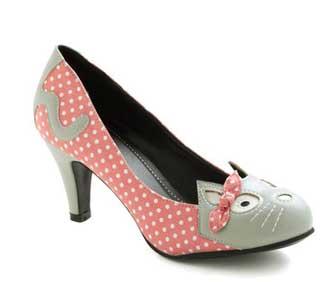 cat heels