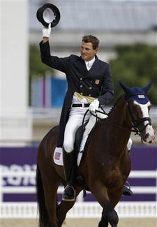 Olympics Equestrian USA