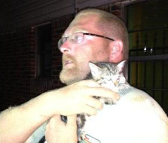 Pipe Kitty was freed in Memphis.