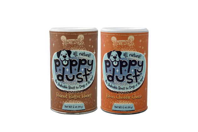Puppy Dust Shakable Treat