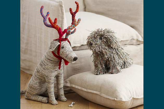 Deck Your Halls With Animals