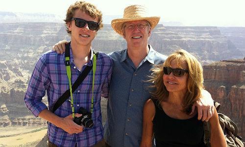 Lex Becker, Dr. Marty Becker, Teresa Becker