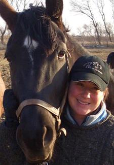 Melissa Bradley of Greenhaven Farms