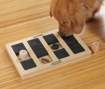 Orvis Interactive Food Puzzle for Dogs