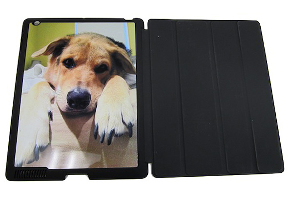 CFO Personalized Photo iPad Cover